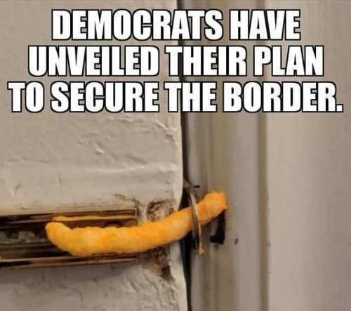 Democrat border plan