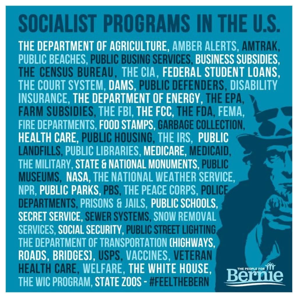Socialism in the US
