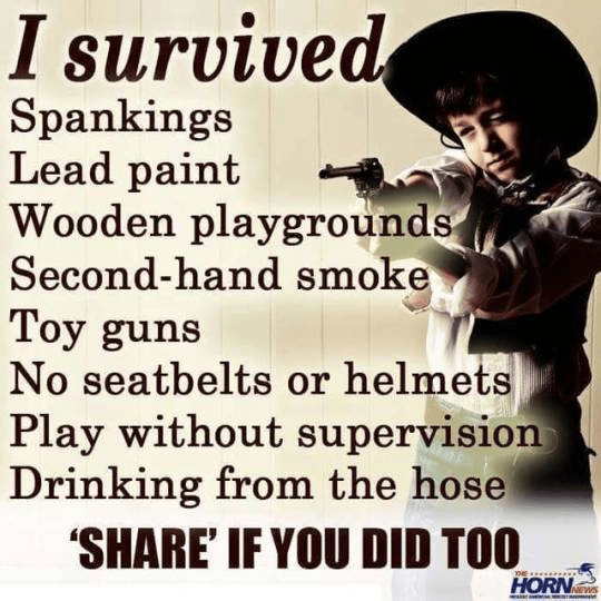 I survivded