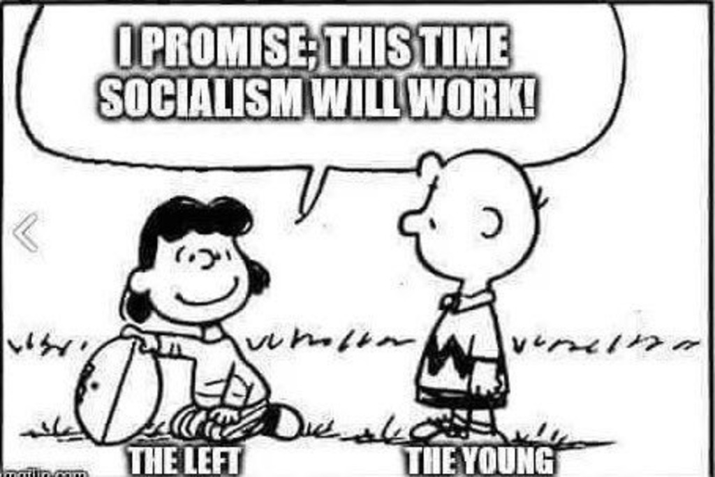 Lucy and socialism