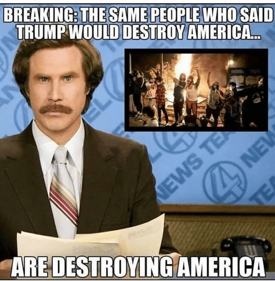 Democrats destroying America