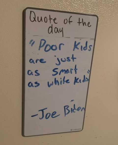 Joe Biden quote