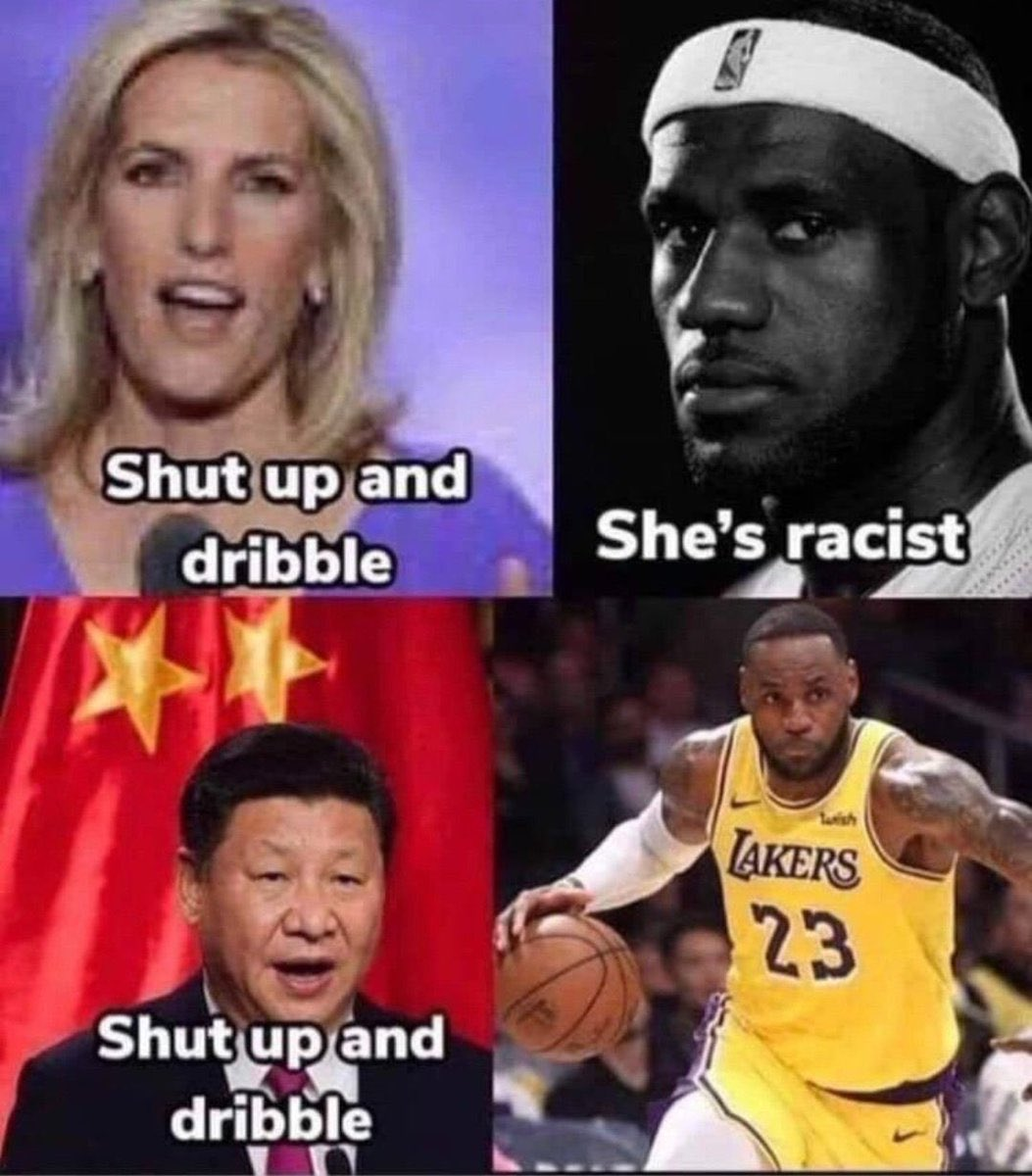 China LeBron