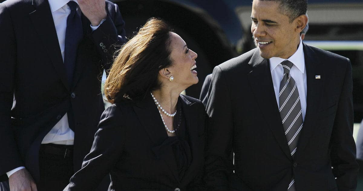 Harris and Hussein