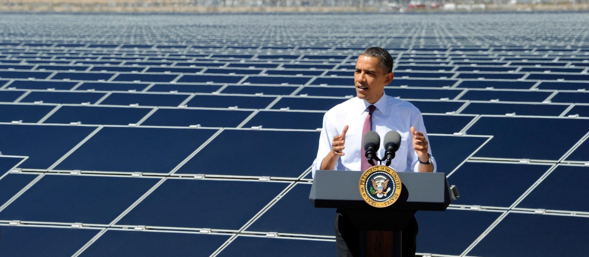 Obama green energy scam