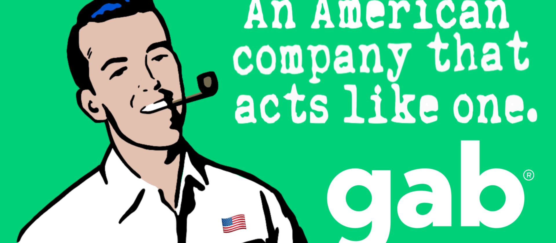Gab for Americans