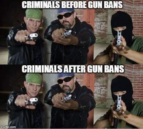 Criminals with guns