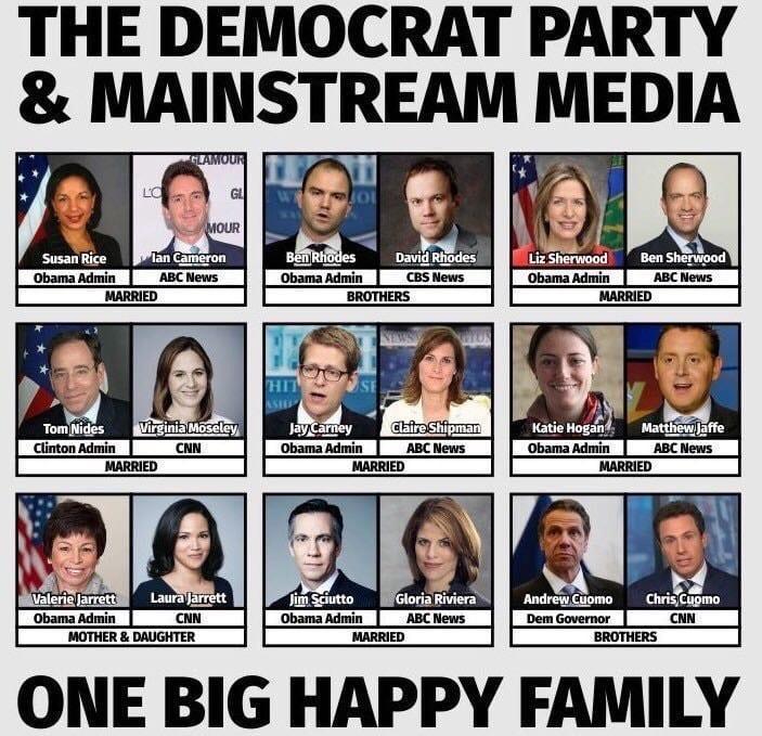 DNC and media